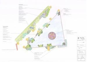 Partial Planting Plan